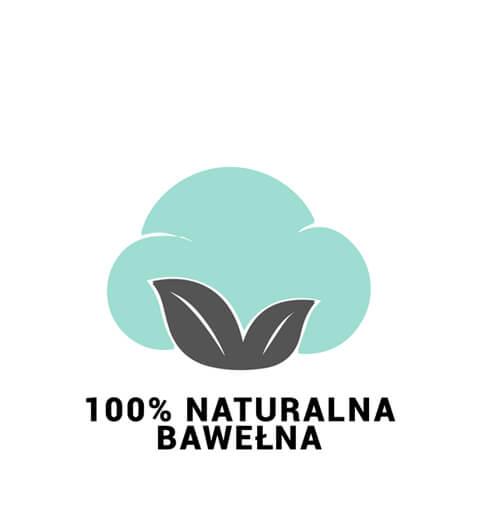 100% naturalna bawełna