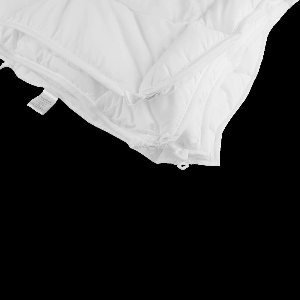 biały koc Gravity