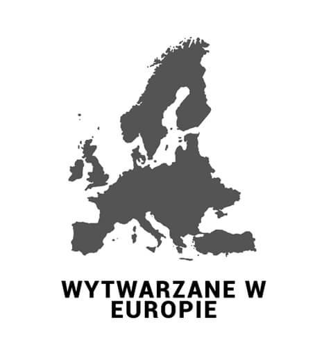 wytwarzane w Europie